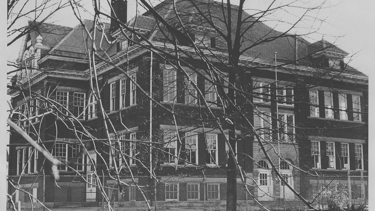 Lost Huntington: Buffington Elementary