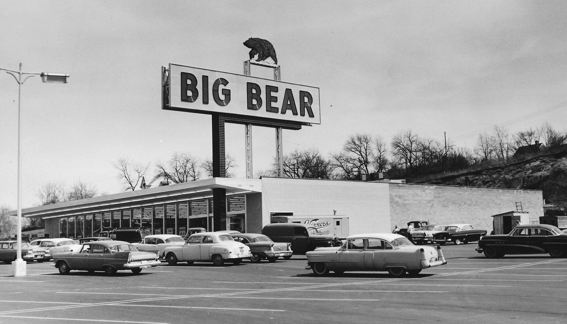 Lost Huntington: Big Bear supermarkets
