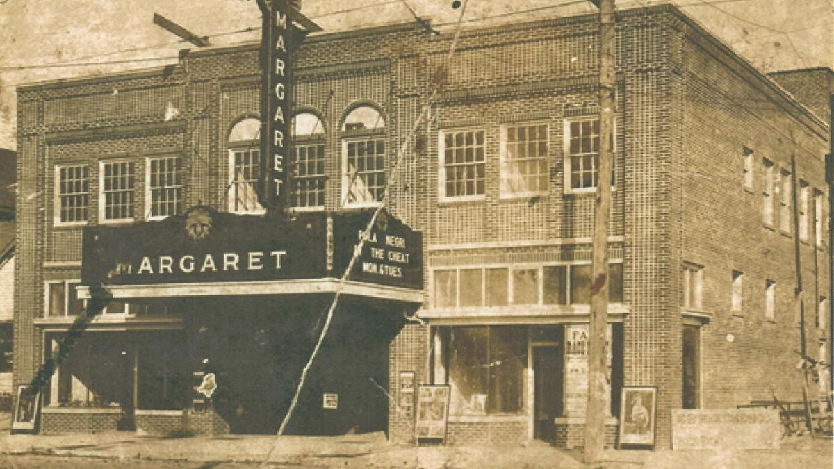 Lost Huntington: The Margaret Theater