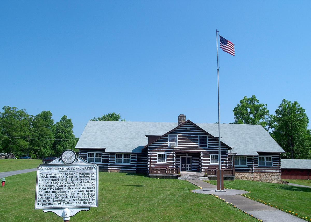 Great Chestnut Lodge at Camp Washington-Carver
