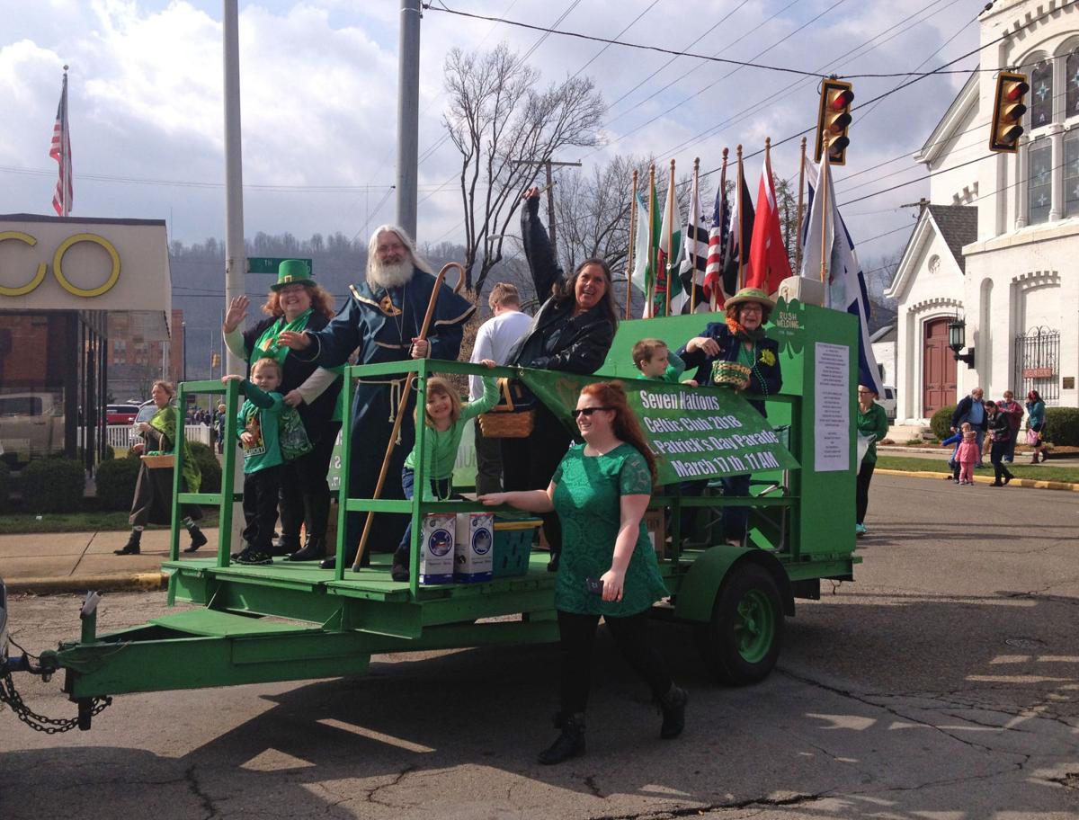 Portsmouth hosting St  Patrick's Day celebration | Ohio News