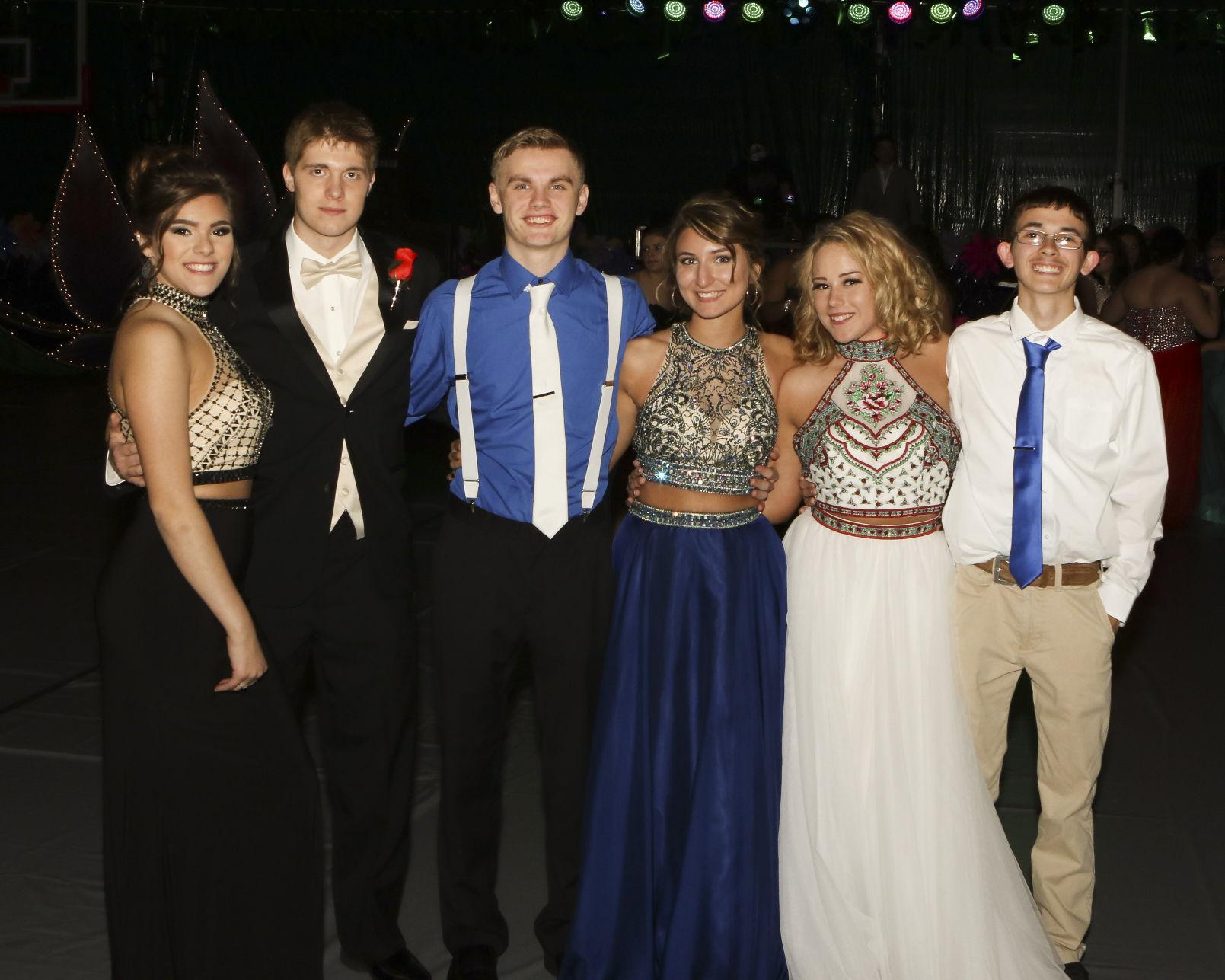 Photos Cabell Midland High School prom