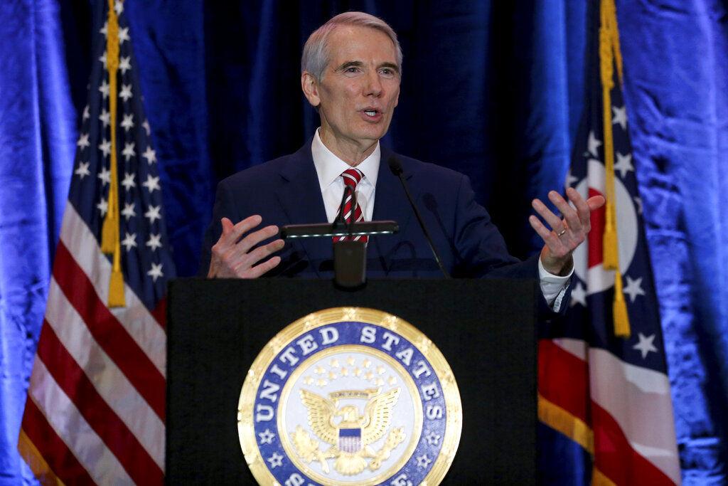 US Senate Portman