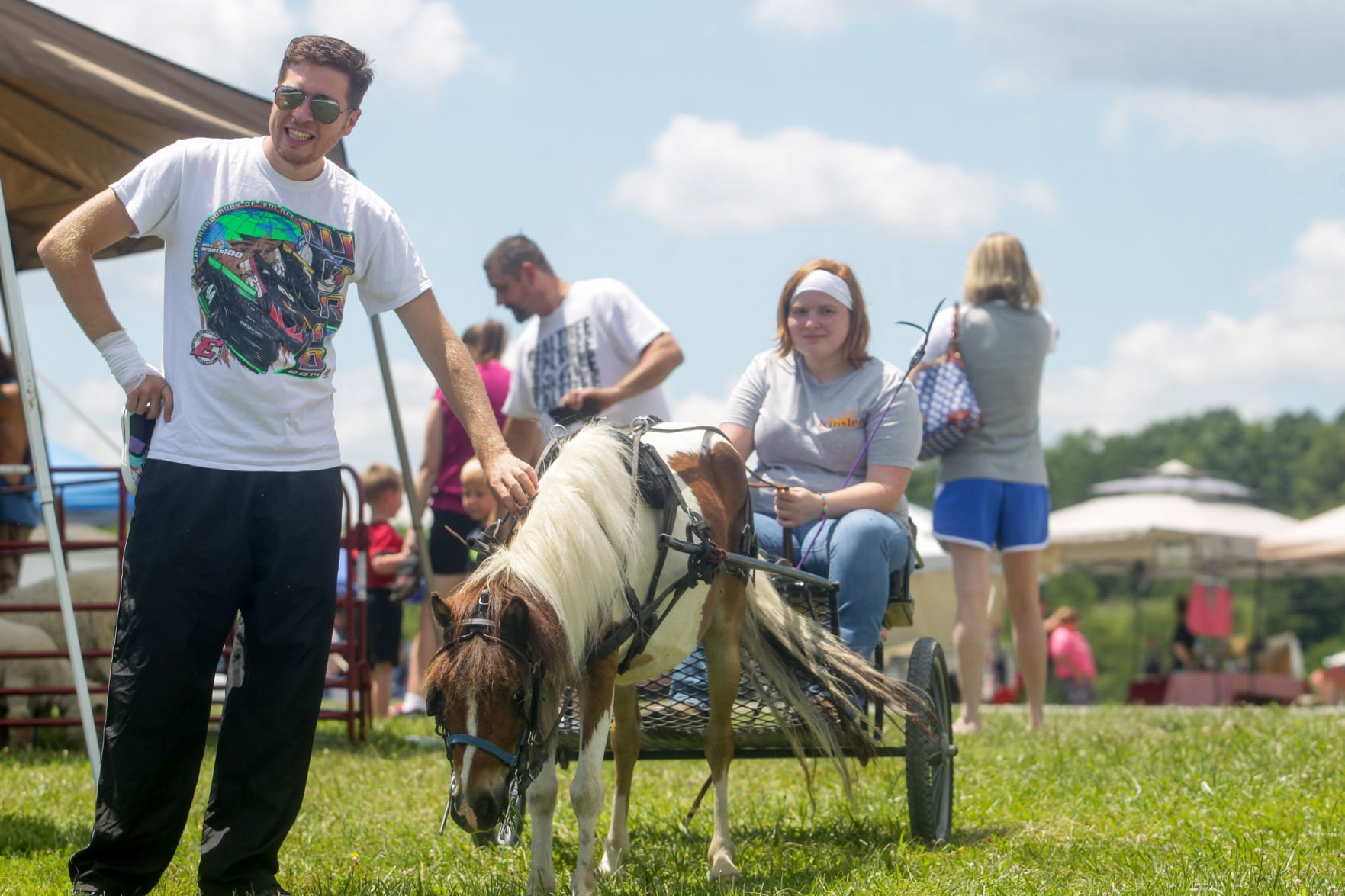 Photos Community Day at Boyd County Fair
