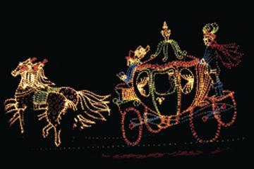 oglebay resorts festival of lights flips switch this weekend - Oglebay Park Christmas Lights