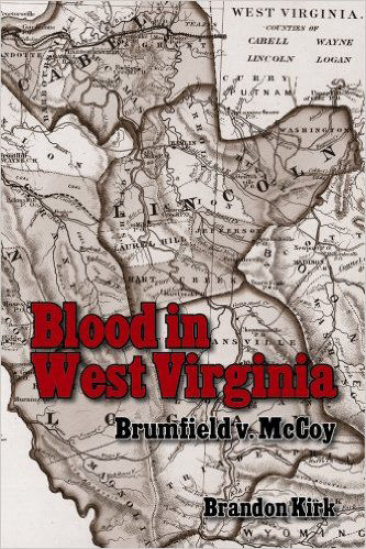 Blood in West Virginia book