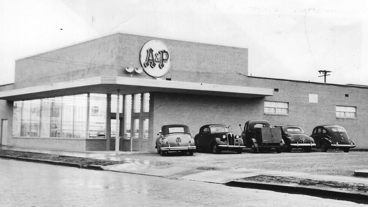Lost Huntington: A&P stores