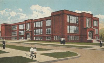 Lost Huntington Enslow Middle School Lost Huntington Herald