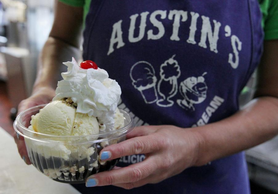 Business beat: Austin's Ice Cream to host grand opening in Huntington