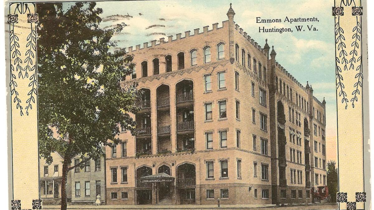 Lost Huntington: The Emmons Apartments