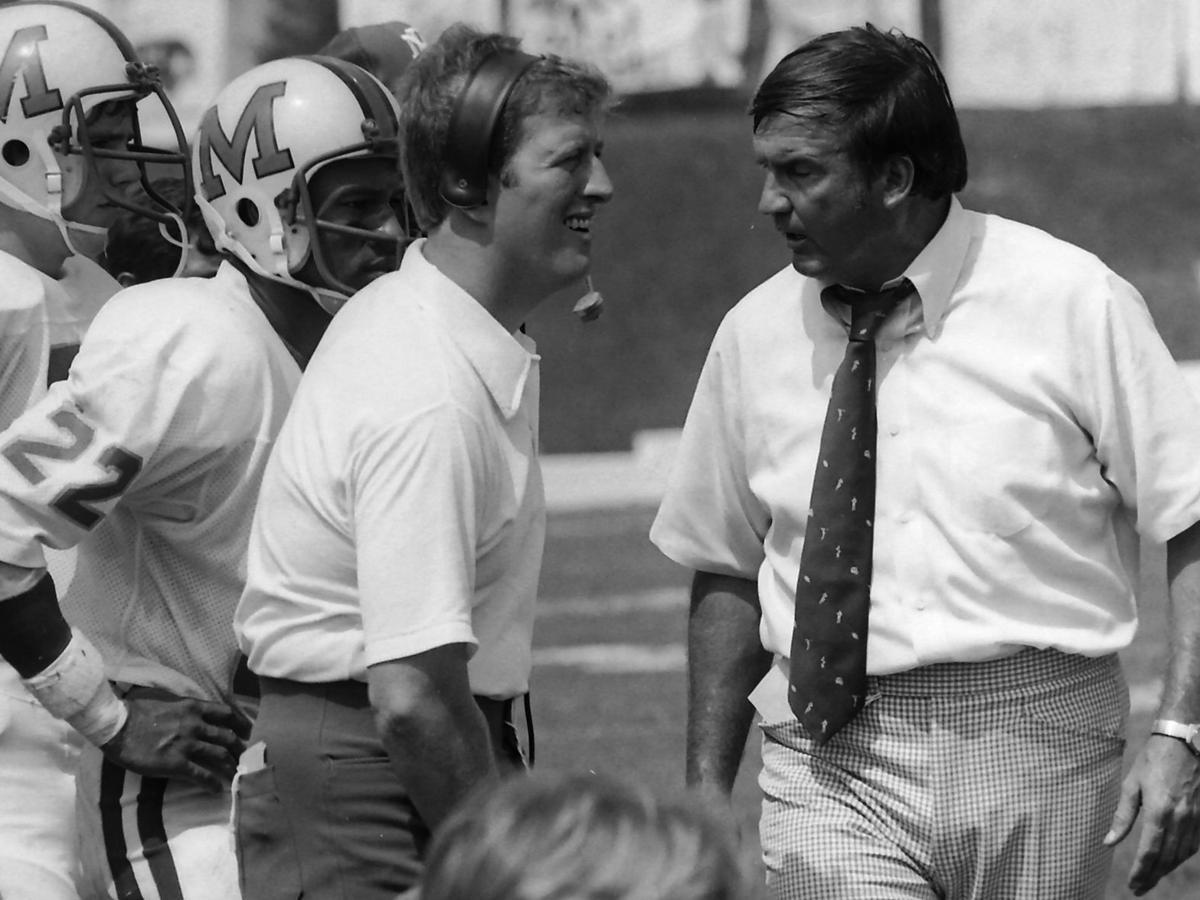 Photos: Remembering Coach Sonny Randle