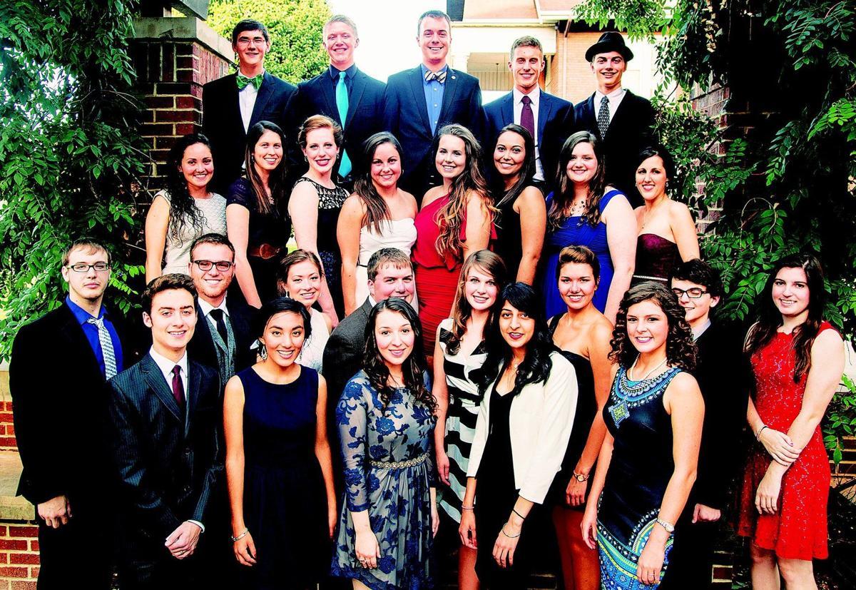 MU Yeager Scholars class of 2018 | Marshall University