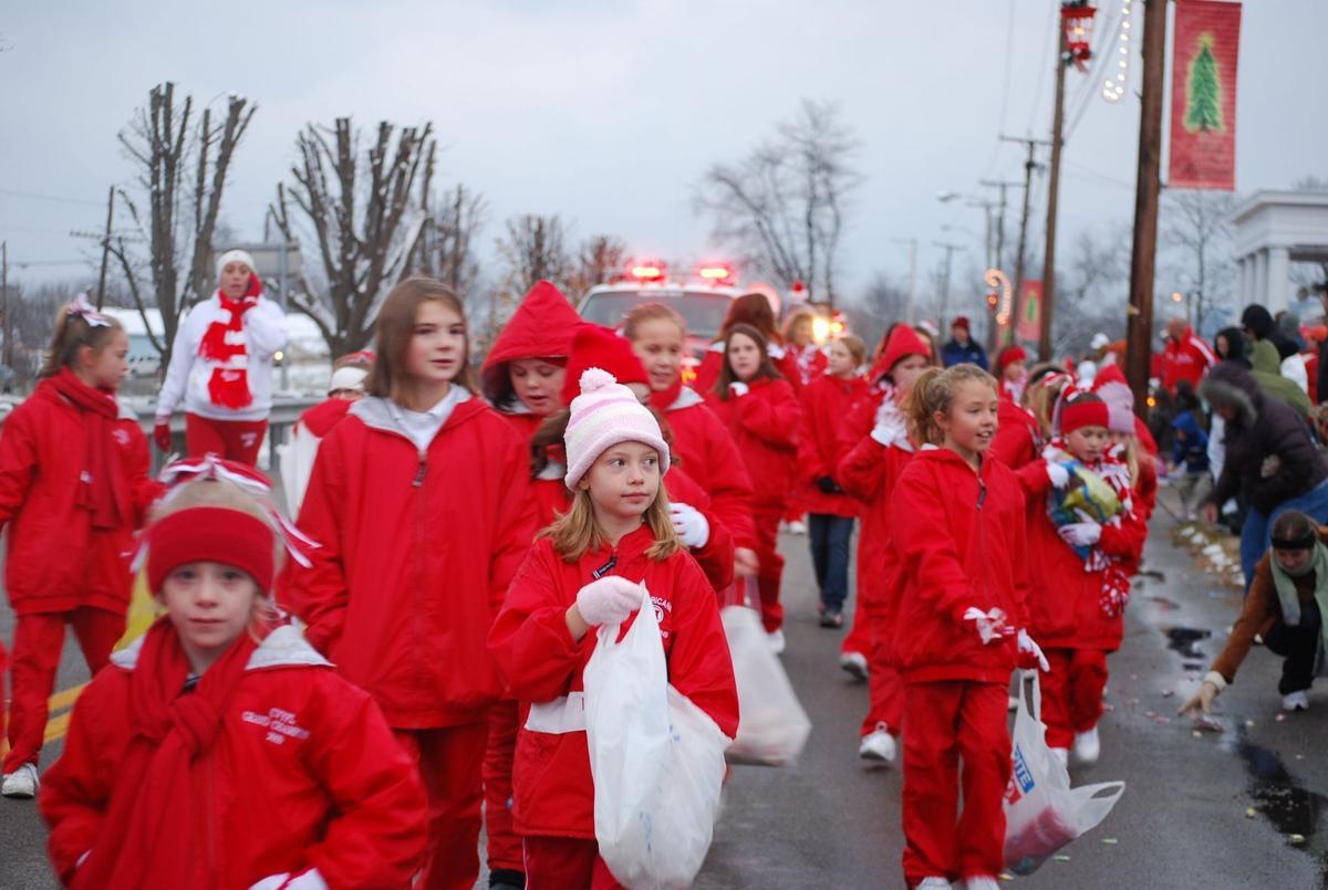 Hurricane hosts Christmas parade | Putnam News | herald-dispatch.com