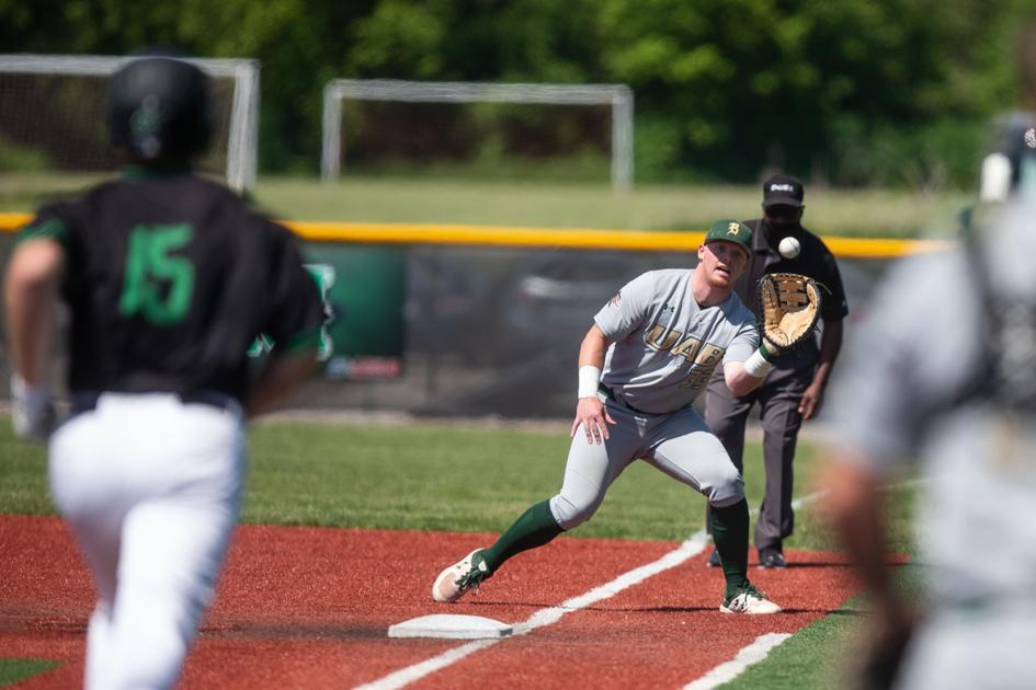 Photos: Marshall baseball doubleheader against UAB