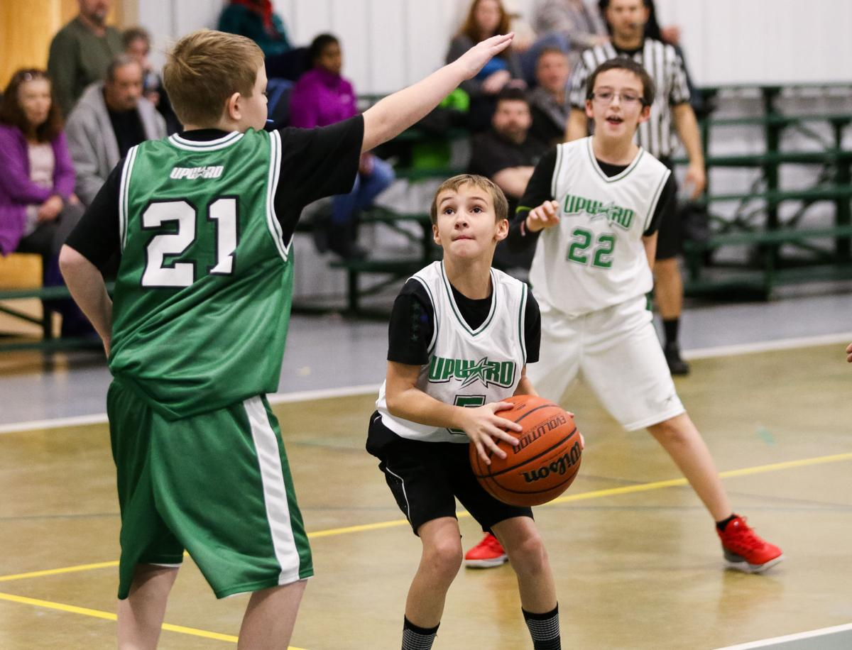 Cornhuskers battle Bulldogs in youth basketball | Youth ...