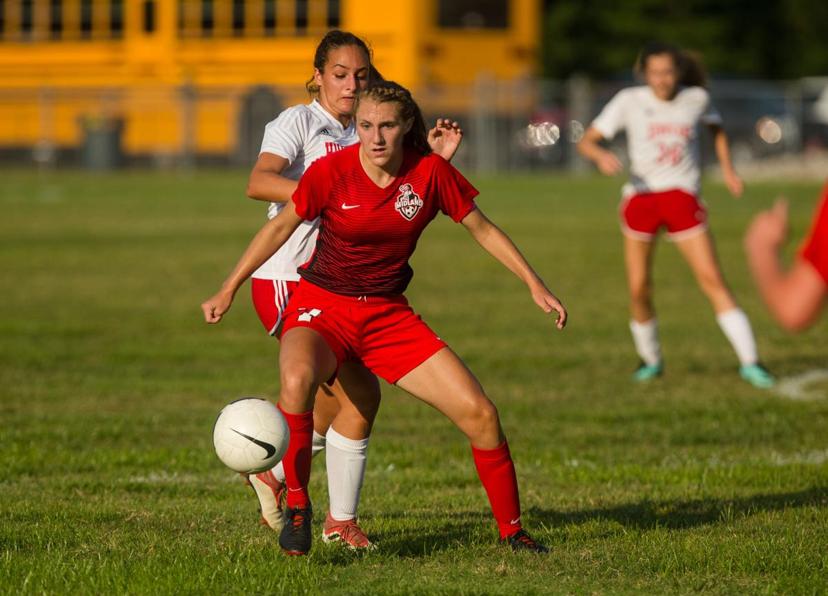 Knights' Charles voted MSAC girls soccer player of the year