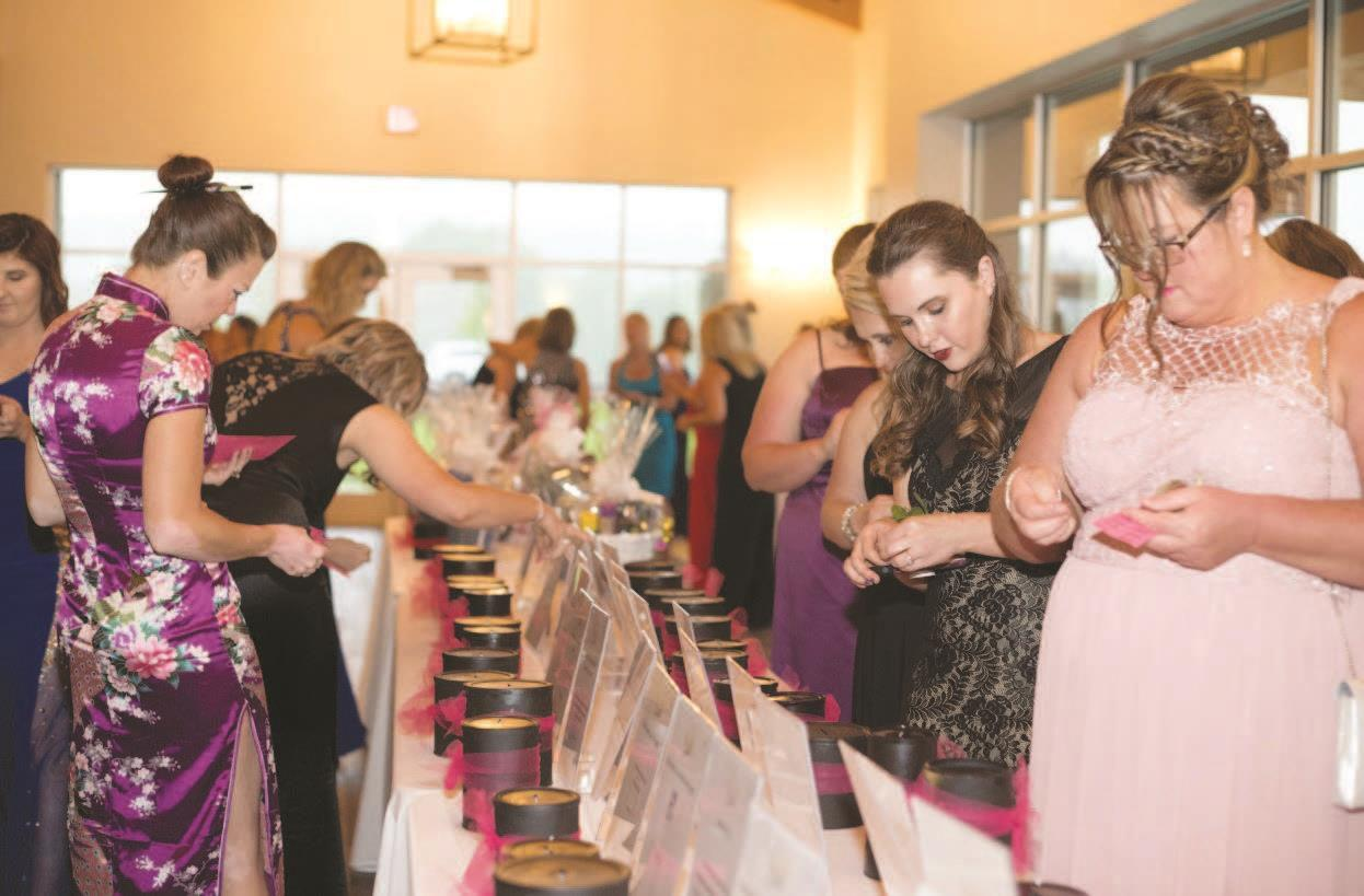 GLAM Gala raises thousands for foster care