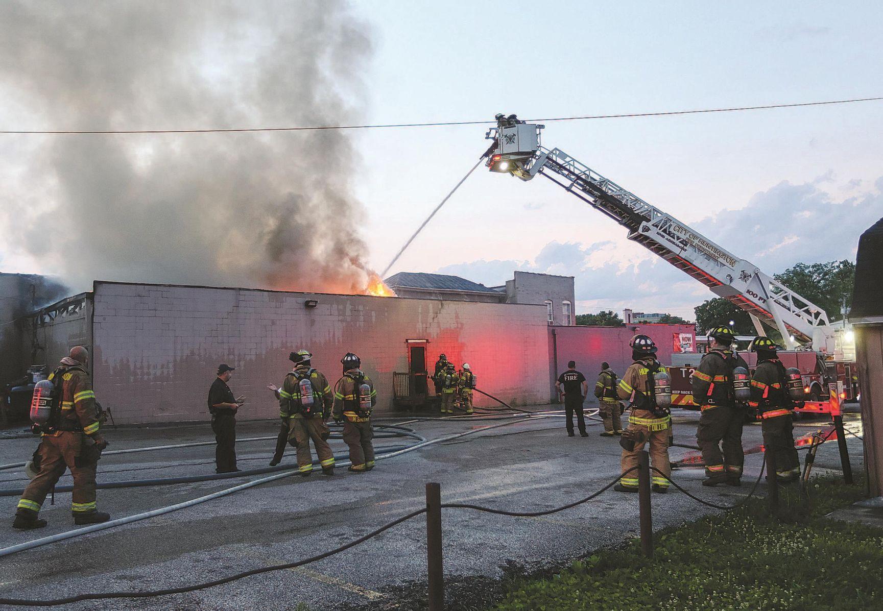 brick u0026 brew pizzeria destroyed in morning fire herald