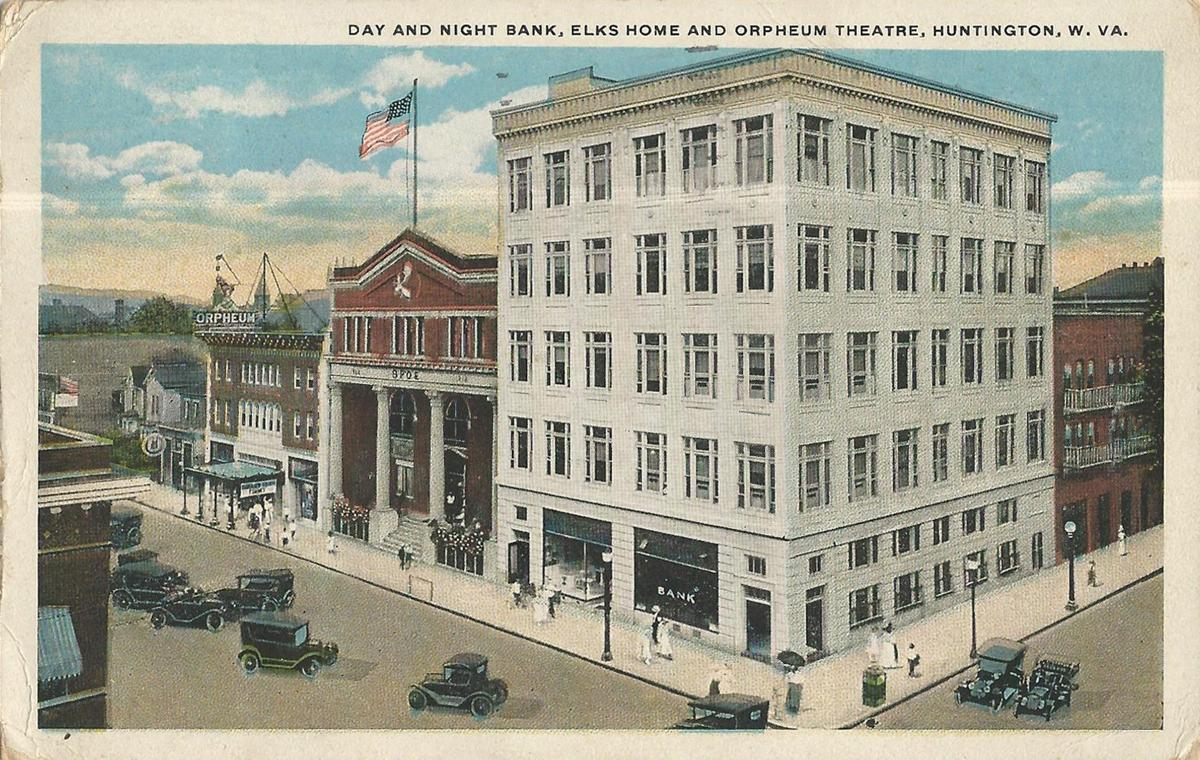 Search huntington bank online - Lost Huntington The Day And Night Bank