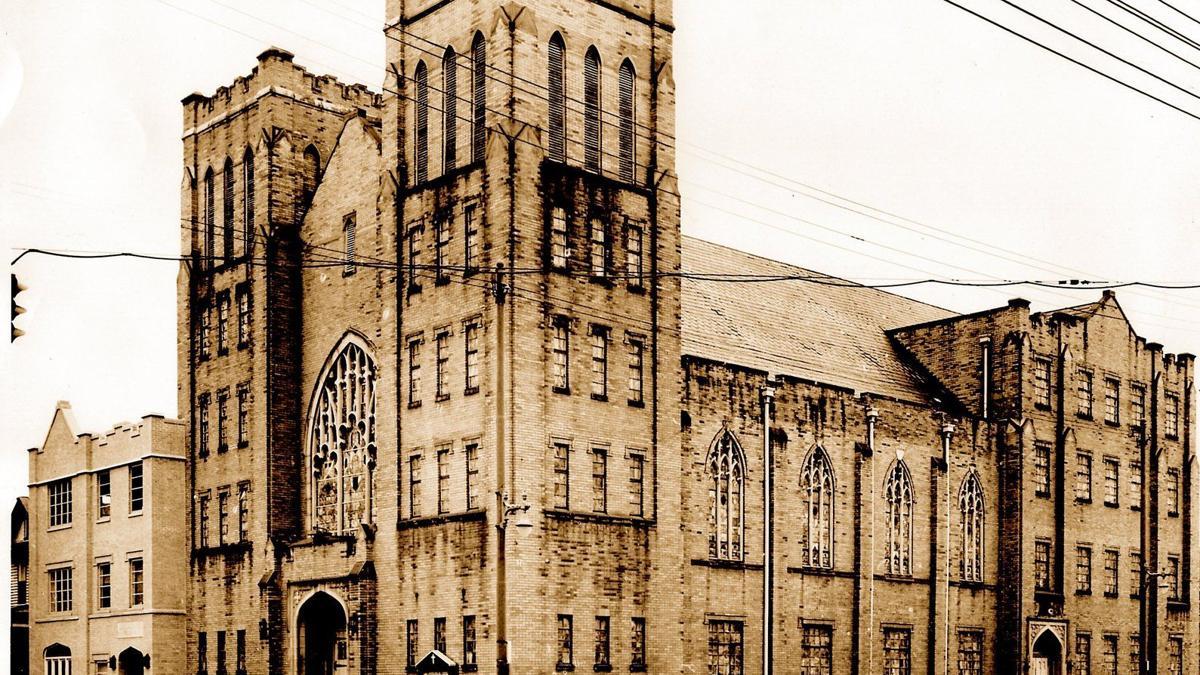 Lost Huntington: 20th Street Baptist Church
