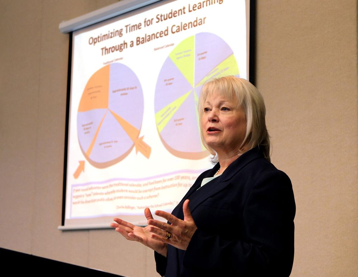 Balanced school calendar meetings set