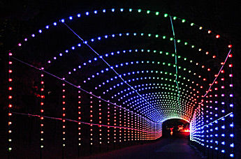 oglebay lights - Oglebay Park Christmas Lights
