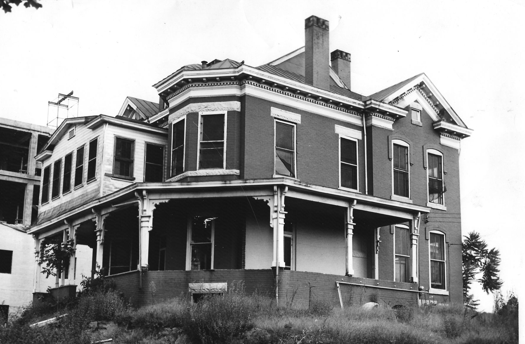 Lost Huntington: The Holderby Mansion