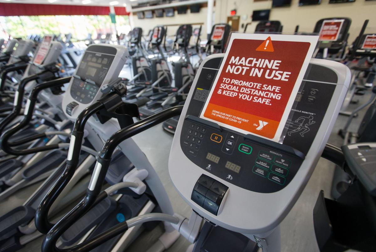 After Pushback Justice Permits All Gyms To Reopen Monday Coronavirus Herald Dispatch Com