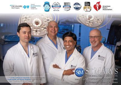 St. Mary's heart docs