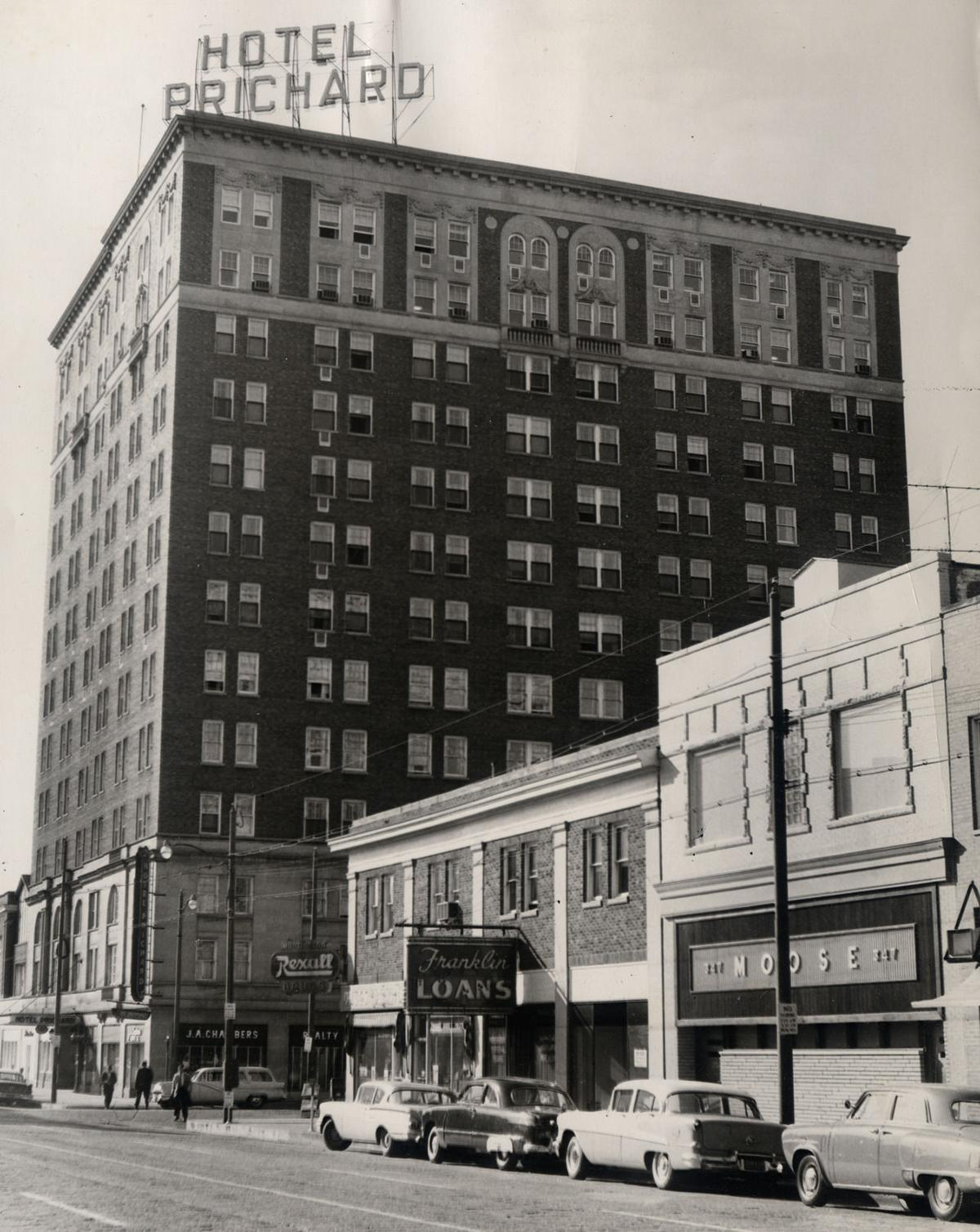 Prichard Hotel Owner Aims To Re Former Glory Of Building