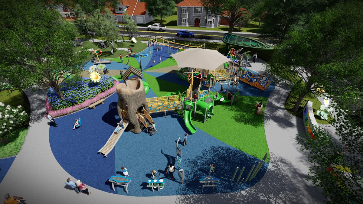 Groundbreaking for playground at St  Cloud Commons set for June