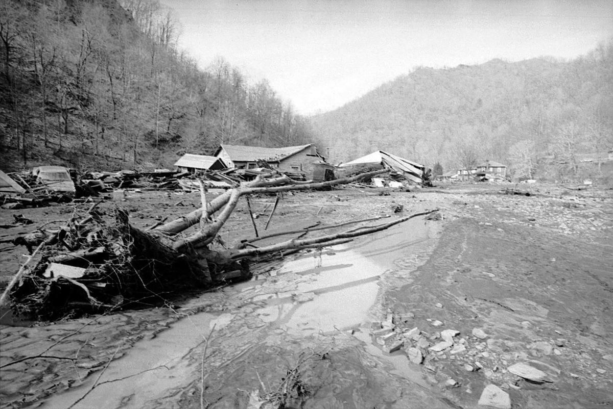 Gallery: The Buffalo Creek Flood   Photo Galleries   herald