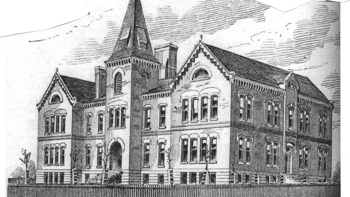 Lost Huntington: Oley Elementary