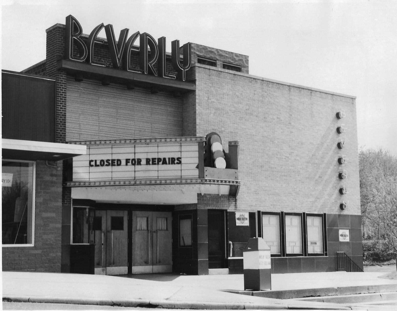 Lost Huntington: The Beverly Theater