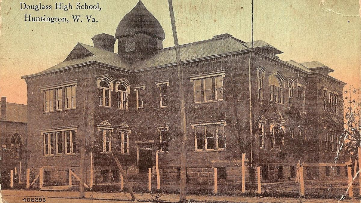 Lost Huntington: First Douglass School