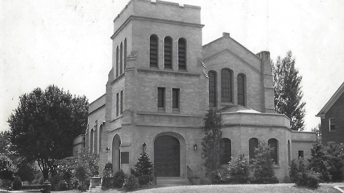 Lost Huntington: Christian Science Church
