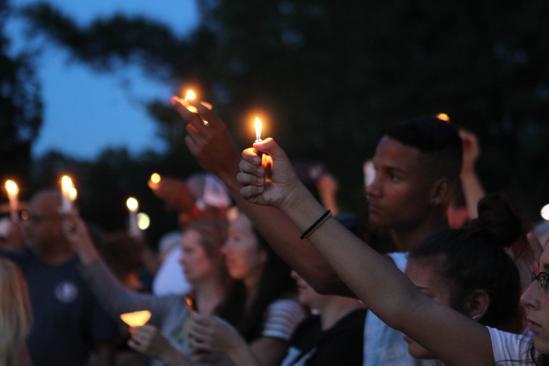 Charlotte's own Vigil for Charlottesville will be tonight in Marshall Park