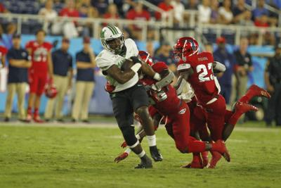 Marshall University Football vs Florida Atlantic University