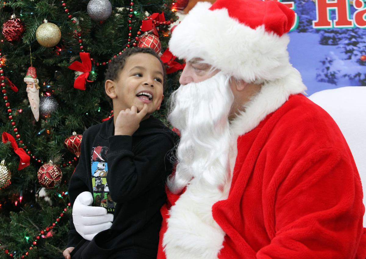 Police bring joy to kids at annual Christmas party | News | herald ...