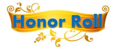 Honor Roll clip art