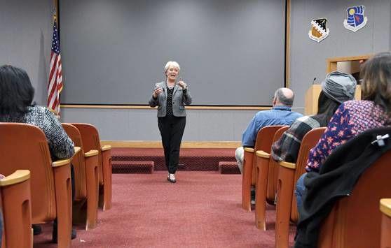 Senator Bowling speaks at Women's History Month.jpg