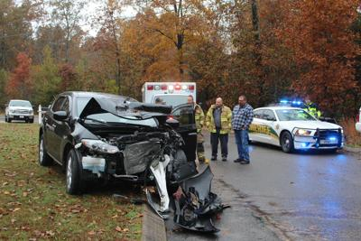 Franklin County wreck