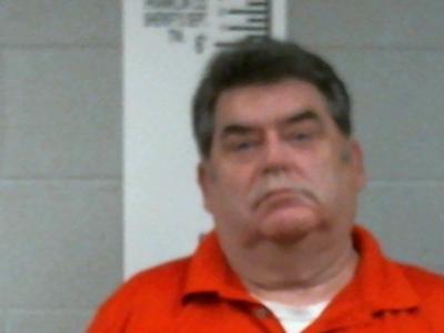 Decherd Mayor Robin Smith arrest shot