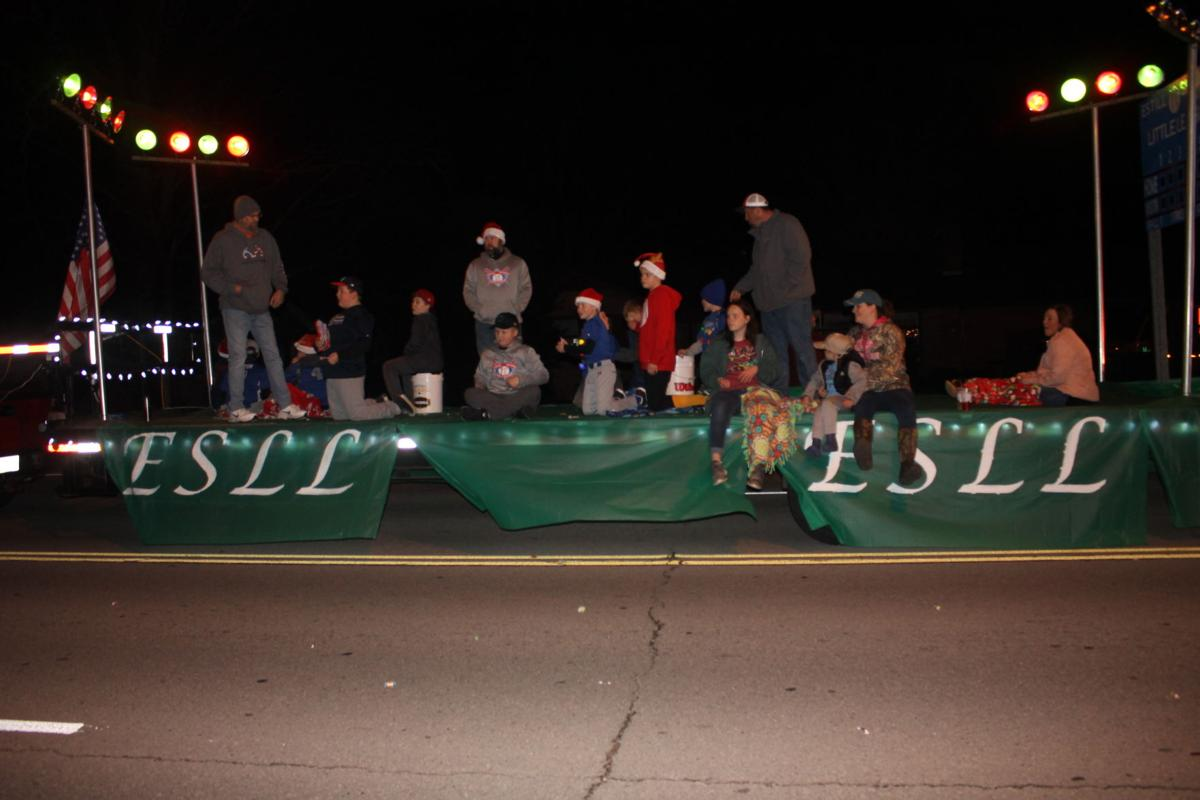 Decherd Christmas Parade 2