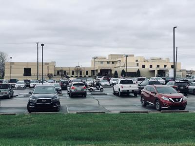 STRHS Parking Lot