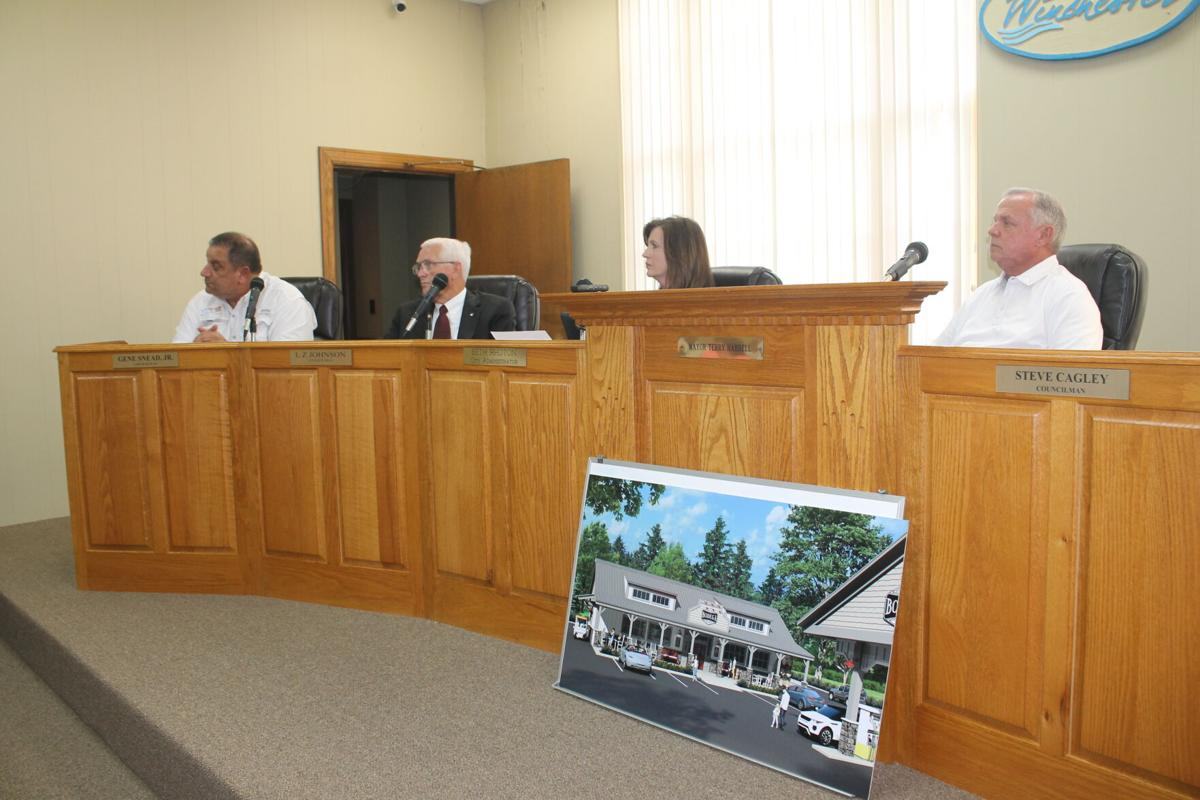 Winchester City Council approves rezoning change for a convenience store