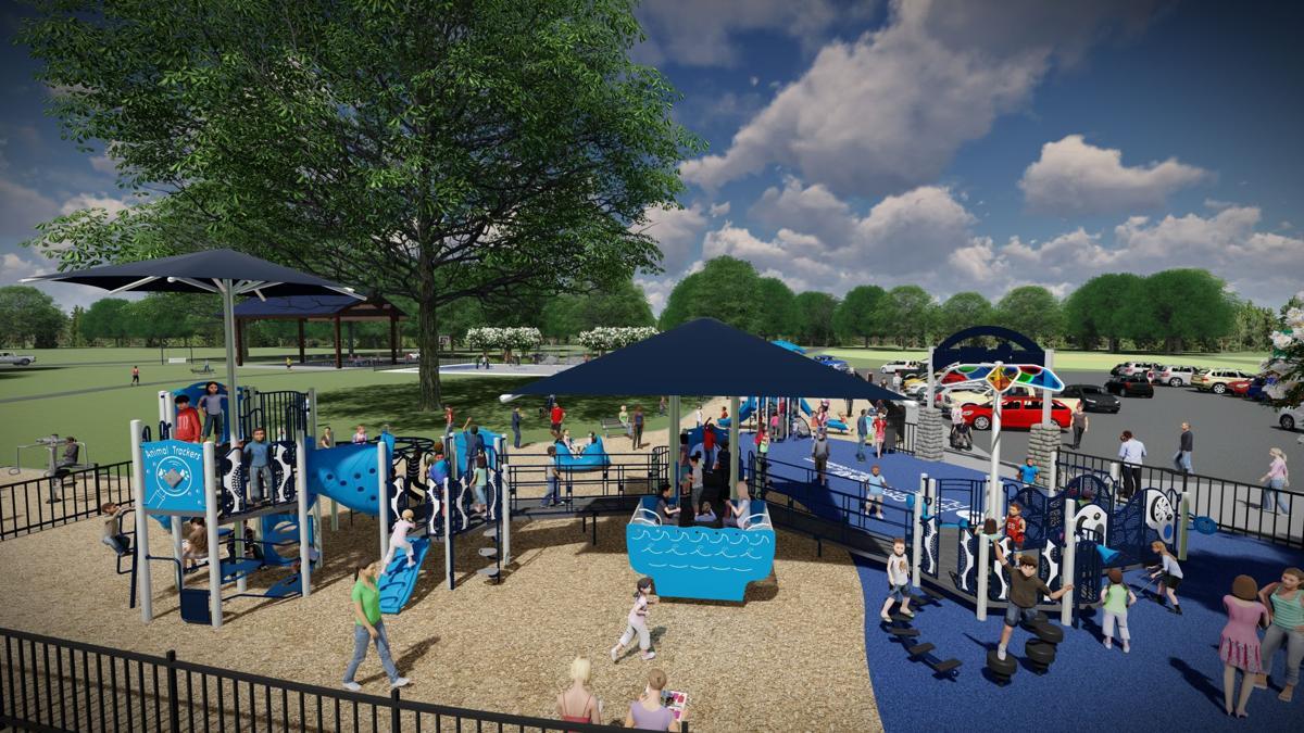 Huntland playground main photo