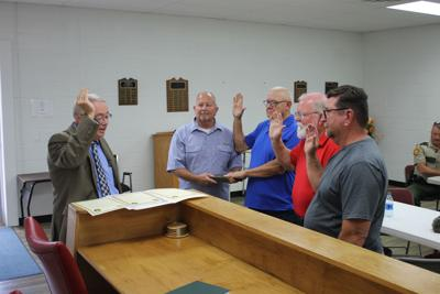 Decherd holds swearing-in ceremony for new officials | Local