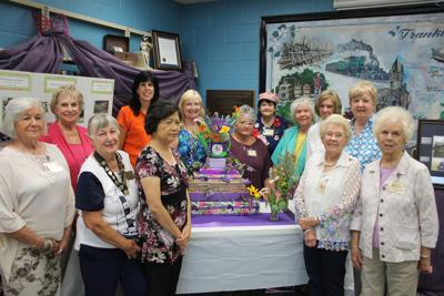 Franklin County Garden Club 90th anniversary picture