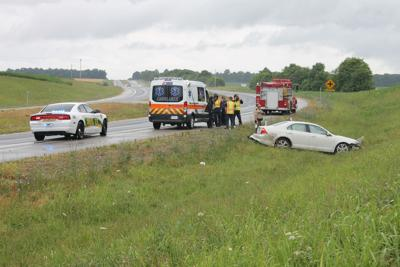 Slick conditions lead to wreck on Highway 64 | Local News